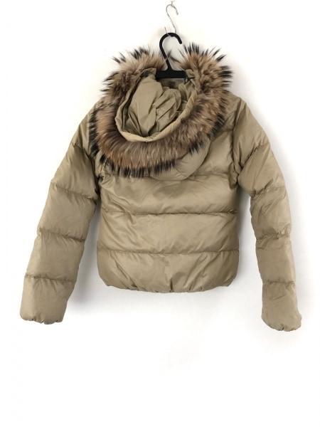 デュベティカ ダウンジャケット サイズ38 S レディース美品  Adhara ベージュ