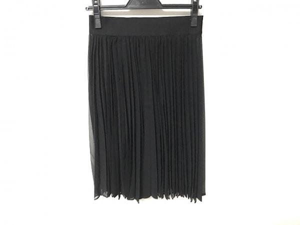 ADORE(アドーア) スカート サイズ38 M レディース美品  黒 シースルー