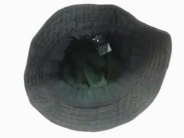 GUCCI(グッチ) ハット XL GG柄,シェリー 黒×グリーン×レッド