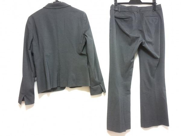 ICB(アイシービー) レディースパンツスーツ サイズ42 L レディース グレー