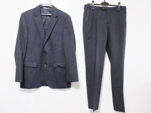 HUGOBOSS(ヒューゴボス) シングルスーツ サイズIT46 メンズ ダークネイビー