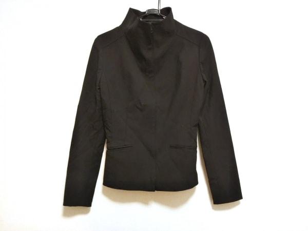 UNTITLED(アンタイトル) ジャケット サイズ2 M レディース美品  黒 ジップアップ