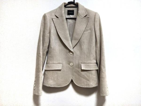 BOSCH(ボッシュ) ジャケット サイズ40 M レディース美品  アイボリー