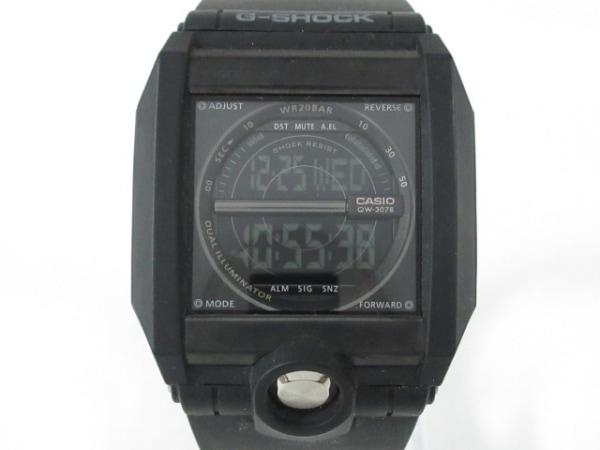 CASIO(カシオ) 腕時計 G-8100 ボーイズ 黒