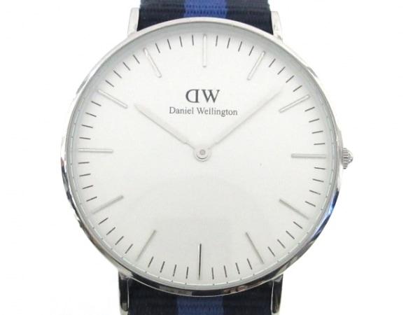 Daniel Wellington(ダニエルウェリントン) 腕時計 レディース ライトグレー