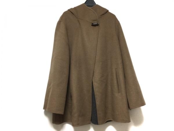 23区(ニジュウサンク) コート サイズ46 XL レディース ブラウン