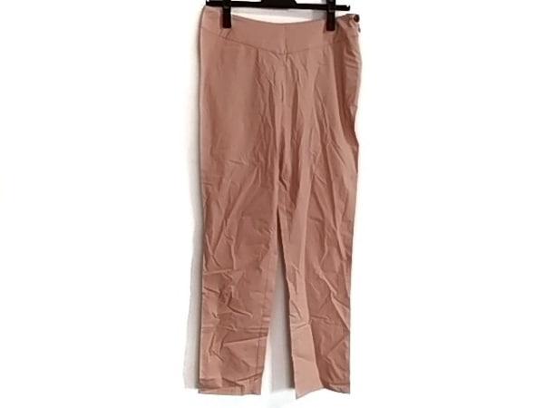 エムアンドキョウコ パンツ サイズ1 S レディース美品  ピンクベージュ