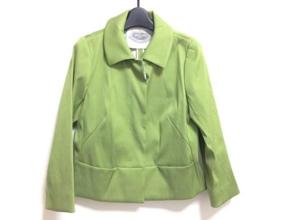 MARLENEDAM(マーレンダム) ジャケット サイズ42 L レディース美品  ライトグリーン