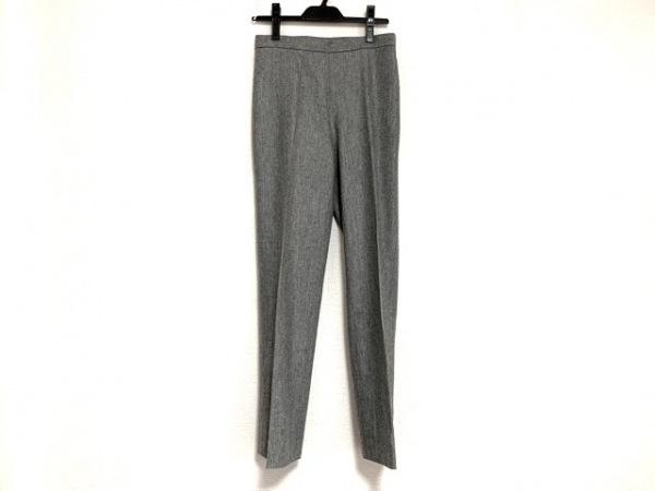 AGNONA(アニオナ) パンツ サイズ40 M レディース - - グレー フルレングス