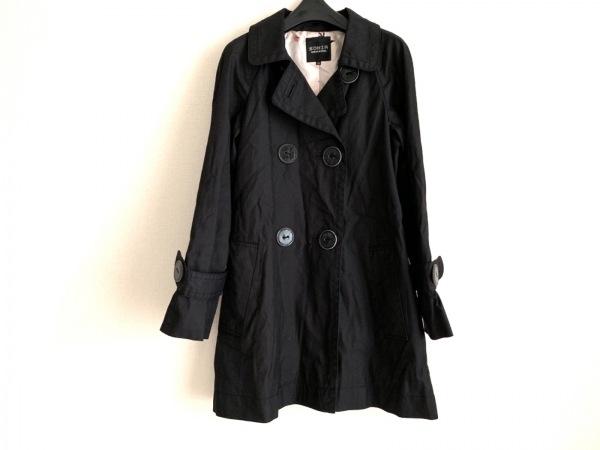 SONIARYKIEL(ソニアリキエル) コート サイズ32 XS レディース 黒 SONIA/春・秋物