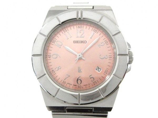 SEIKO(セイコー) 腕時計 ルキア 7N82-0620 レディース ベージュ