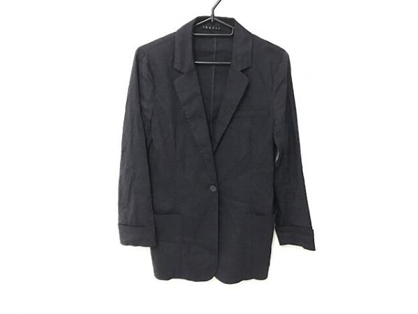 theory(セオリー) ジャケット サイズ0 XS レディース ダークネイビー 春・秋物