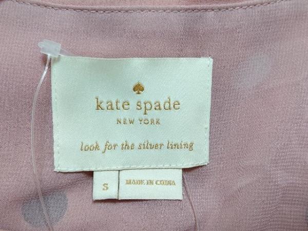 Kate spade(ケイトスペード) ワンピース サイズ4 S レディース美品  NJMUA107 花柄
