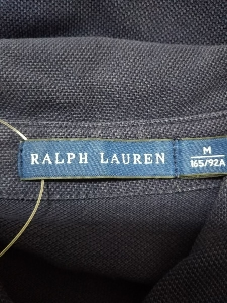 RalphLauren(ラルフローレン) ワンピース サイズM レディース ネイビー