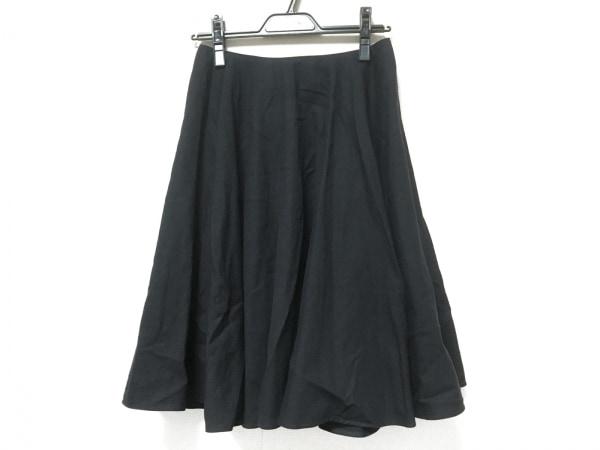 MADISON BLUE(マディソンブルー) スカート サイズ1 S レディース 黒
