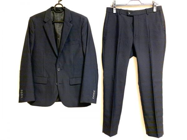 URBAN RESEARCH(アーバンリサーチ) シングルスーツ サイズ38 M メンズ ダークネイビー