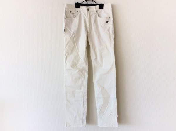 MASTER BUNNY EDITION(マスターバニーエディション) パンツ サイズ4 XL メンズ 白
