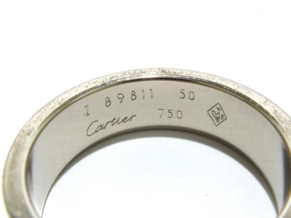 Cartier(カルティエ) リング 50 ラブ K18WG