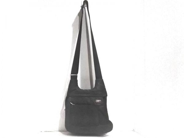 TUMI(トゥミ) ショルダーバッグ美品  5123D 黒×グレー TUMIナイロン