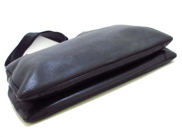 CHANEL(シャネル) トートバッグ - 黒 デカココマーク レザー