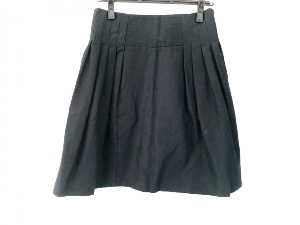 モスキーノ チープ&シック スカート サイズ4 XL レディース美品  黒