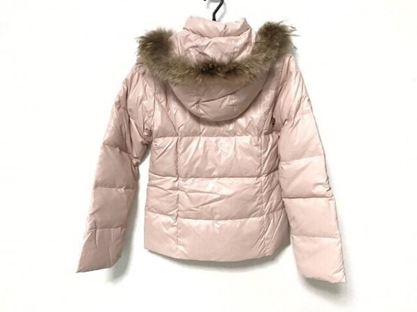 アンドバイピンキー&ダイアン ダウンジャケット サイズ40 M レディース ピンク 冬物