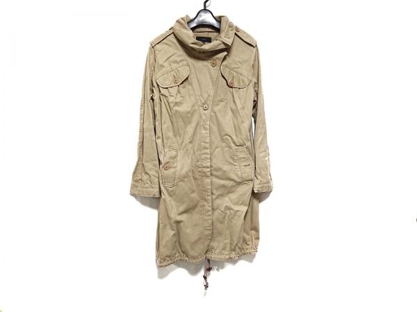 ガリャルダガランテ コート サイズ2 M レディース ライトブラウン 春・秋物