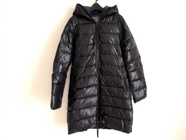 DUVETICA(デュベティカ) ダウンコート サイズ40 M レディース美品  ACE 黒 冬物