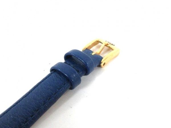 GUCCI(グッチ) 腕時計 ダブルG - レディース アイボリー×ネイビー