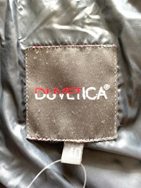 DUVETICA(デュベティカ) ダウンコート サイズ40 M レディース KAPPA レッド 冬物