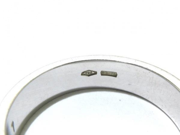 GUCCI(グッチ) リング 7 アイコンリング K18WG
