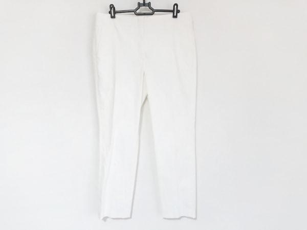 theory(セオリー) パンツ サイズ10 L レディース 白