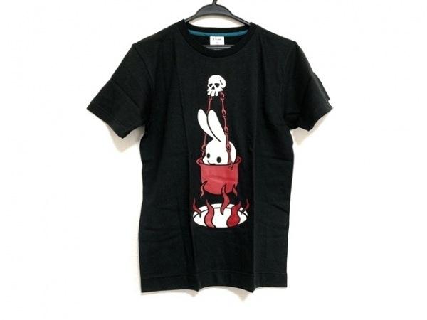 CUNE(キューン) 半袖Tシャツ サイズS レディース美品  黒