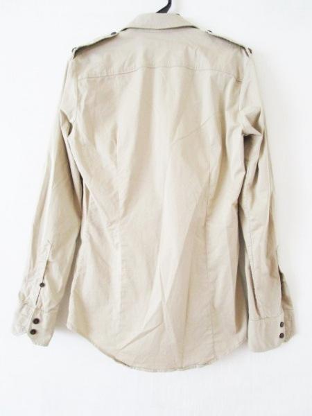 ディースクエアード ジャケット サイズ46 S メンズ ベージュ シャツジャケット