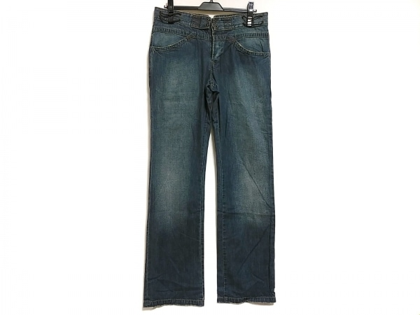 ジーンズポールゴルチエ ジーンズ サイズ50 メンズ - - ブルー フルレングス