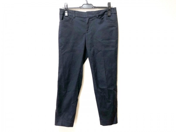 自由区/jiyuku(ジユウク) パンツ サイズ38 M レディース ダークネイビー