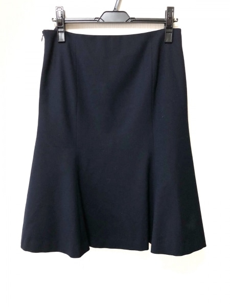 RalphLauren(ラルフローレン) スカート サイズ11 M レディース ダークネイビー