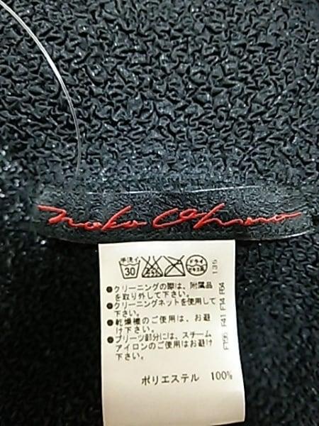 NOKO OHNO(ノコオーノ) ブルゾン レディース 黒