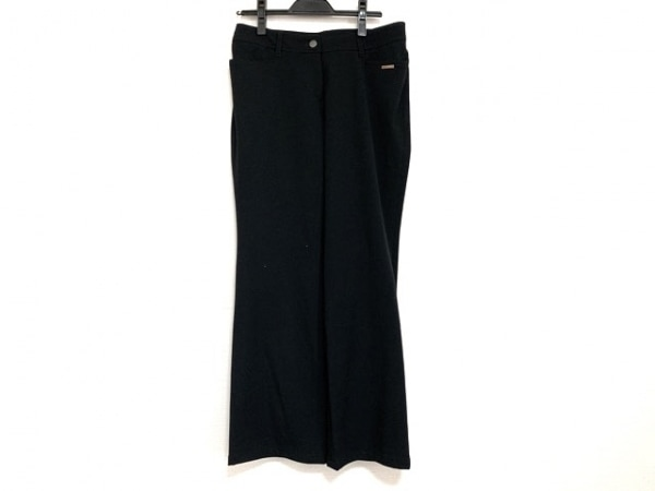 DAKS(ダックス) パンツ サイズ42 XL レディース 黒