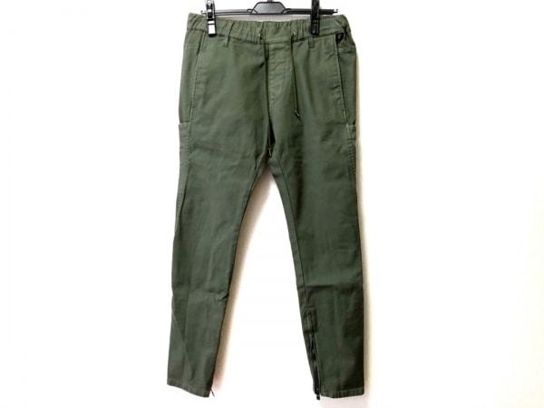 WJK(ダブルジェイケイ) パンツ サイズL メンズ カーキ