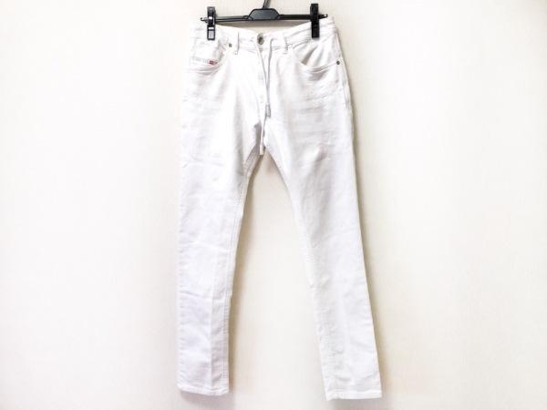 DIESEL(ディーゼル) パンツ サイズ32 XS メンズ THOMMER CB-NE アイボリー