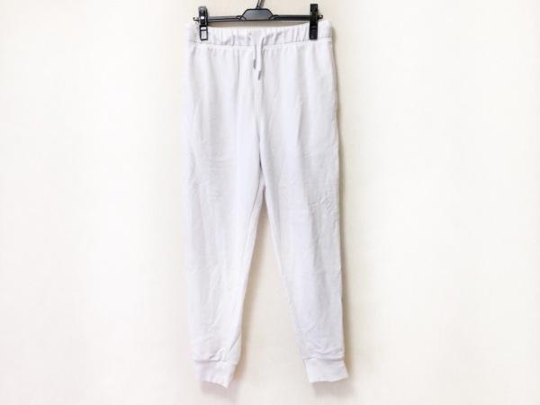 DIESEL(ディーゼル) パンツ サイズL メンズ 白 LOUNGEWEAR