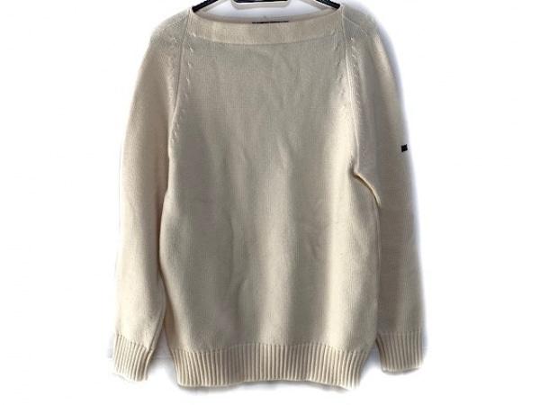 YURI+PARK(ユリパーク) 長袖セーター レディース美品  アイボリー