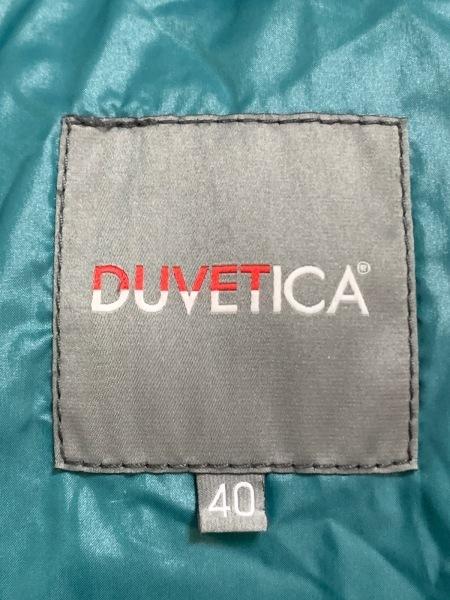 DUVETICA(デュベティカ) ダウンコート サイズ40 M レディース Kappa カーキ