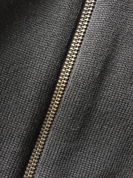 エンポリオアルマーニ ブルゾン サイズ48 M メンズ 黒 ニット/冬物 9