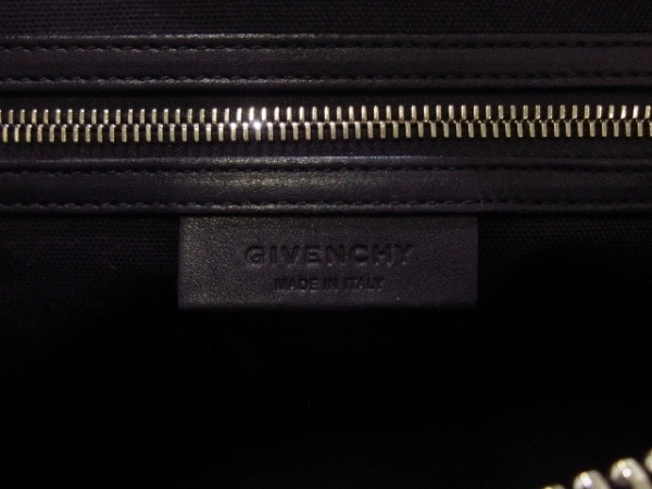 GIVENCHY(ジバンシー) ハンドバッグ アンティゴナ 黒 アンティゴナ レザー