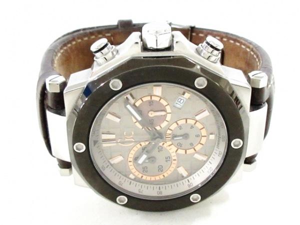 Gc(ジーシー) 腕時計 X72026G1S メンズ クロノグラフ ゴールド