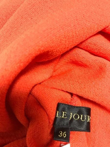 LEJOUR(ルジュール) ワンピース サイズ36 S レディース美品  レッド×マルチ