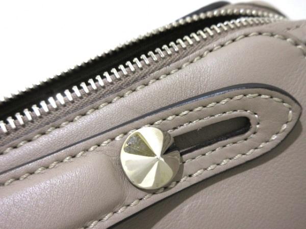 FENDI(フェンディ) ハンドバッグ美品  バイザウェイ 8BL124 グレージュ レザー