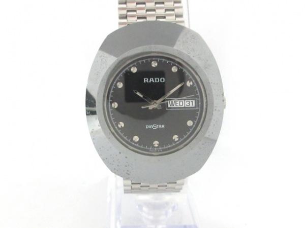 RADO(ラドー) 腕時計 DIASTAR 114.0391.3 メンズ 黒